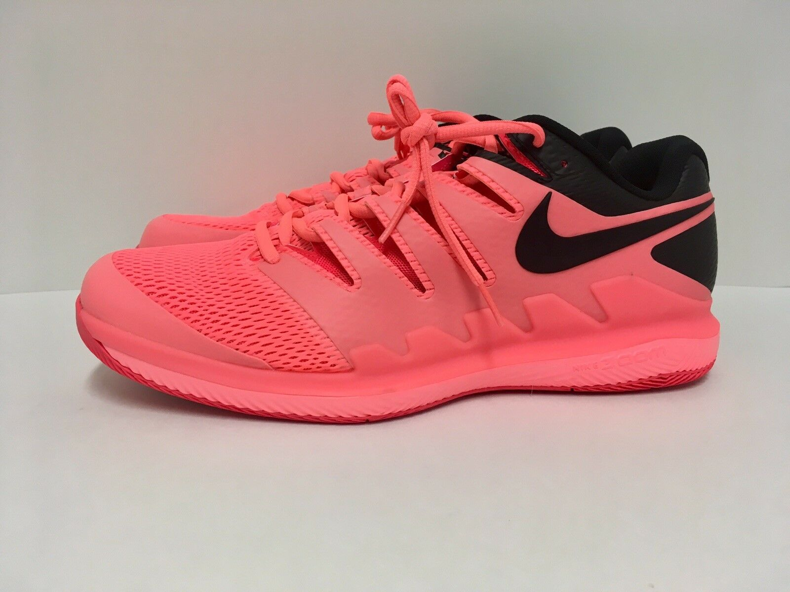 Nike air zoom vapor hc - x hc vapor leuchten der lava roger federer schuhe bei 11,5 aa8030-661 größe bf3715