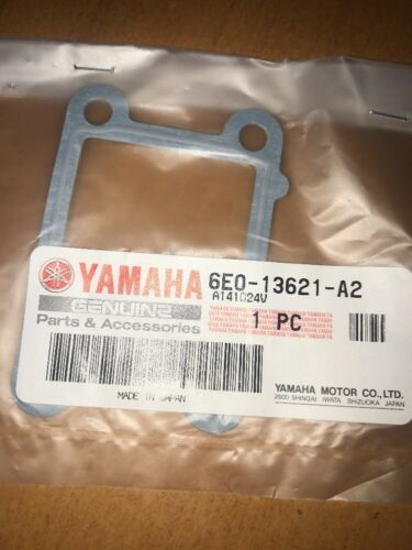 Reed Valve Chest Gasket 4HP 5HP Yamaha 2-Stroke Outboard 6E0-13621-A2