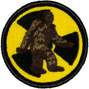 Boy scout patrol patch.