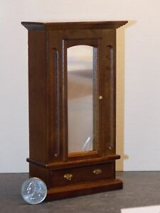 Dollhouse-Miniature-Armoire-Wardrobe-Closet-1-12-1-inch-scale-G58-Dollys-Gallery