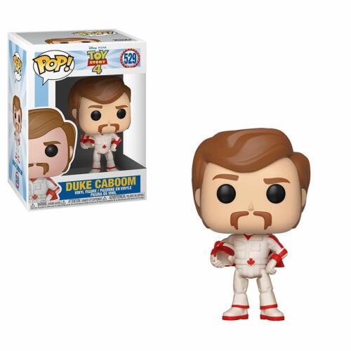 Funko Pop Toy Story 4 Figura in vinile #529 Duca caboom