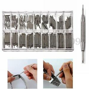 360Pcs-6-23mm-Watch-Band-Spring-Bars-Metal-Strap-Link-Pins-Remover-Repair-Tool