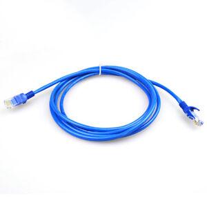 cat5 kabel ethernet lan netzwerk cat 5 rj45 patchkabel internet m nnlich stecker ebay. Black Bedroom Furniture Sets. Home Design Ideas