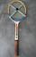 ZENTRASPORT-Holz-Tennisschlager-RETRO-MATCH-international-60er-70er-fibre-sealed miniatura 1