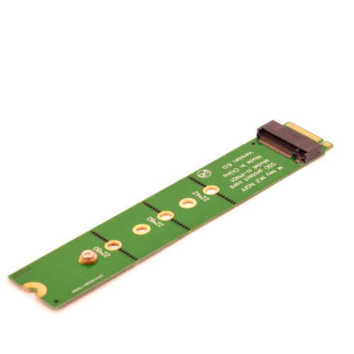 M key NVMe M.2 SSD Test Tool PCI-E 4x NGFF Male to Female Extension Protect Card