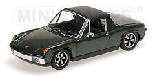 MINICHAMPS 400065060 - Porsche914/6‐1970‐Vert 1/43