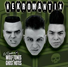 NEKROMANTIX - A SYMPHONY OF WOLF TONES & GHOST NOTES   CD NEU