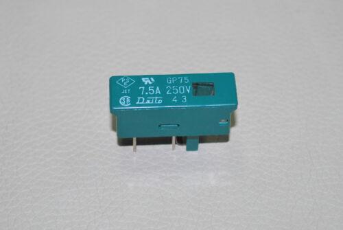 Mimaki Printers Fuse GP75 (7.5A) 250v for Models: JV3/UJV/JF/UJF. US Fast Ship.