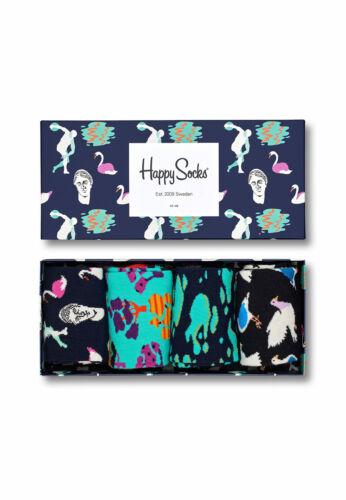 Happy Socks Boite Cadeau Day in the Park Poison Box XPAR 09-6300 Multicolore
