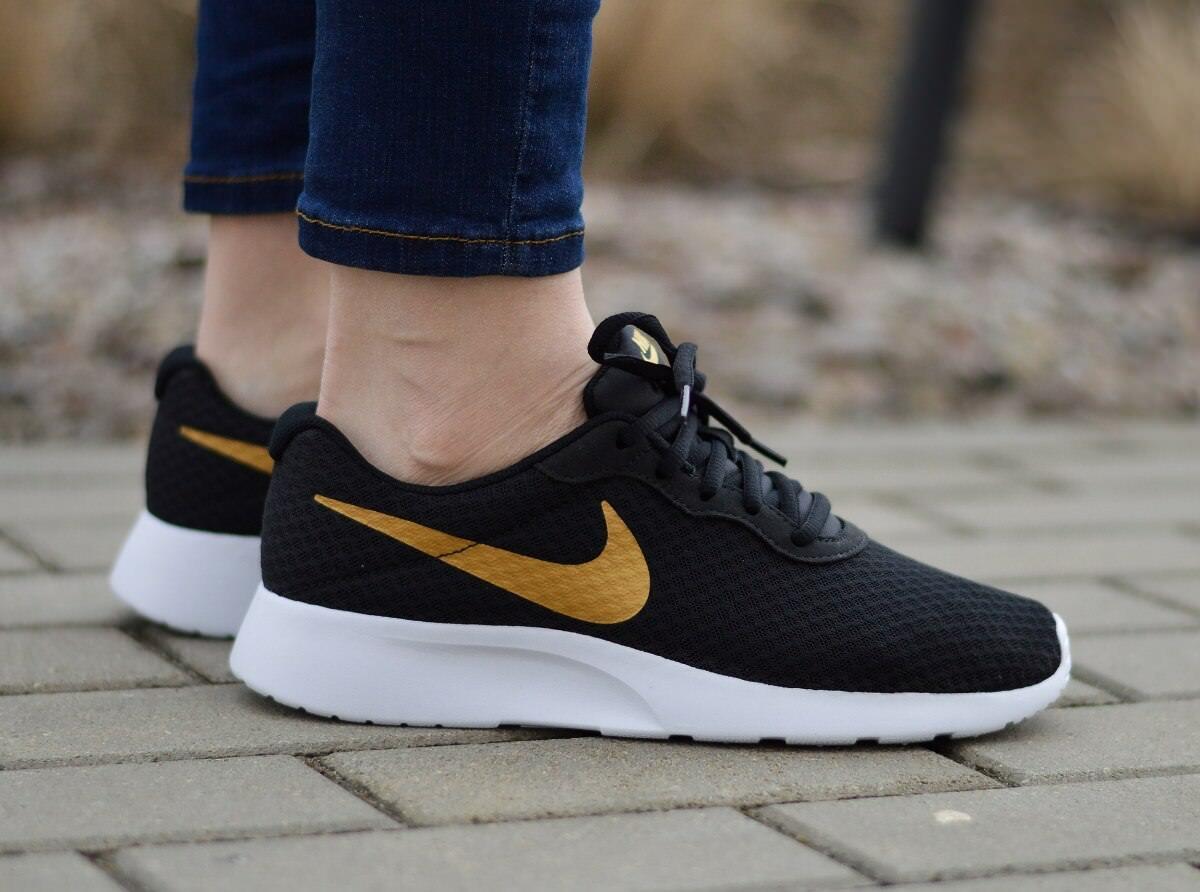 Nike Tanjun 812655-004 Damen Sportschuhe Sneaker
