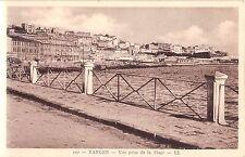 Africa postcard Morocco, Tangier Tanger Vue prise de la Plage