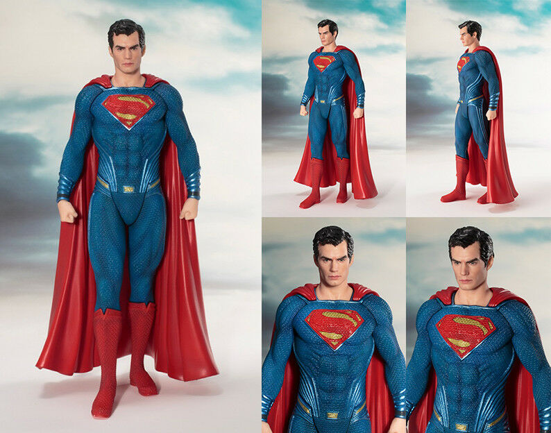 Justice League Movie - Superman ArtFX+ Statue