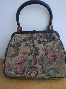 Image Is Loading Antique Women 039 S Bag Modell Goldpfeil Germany