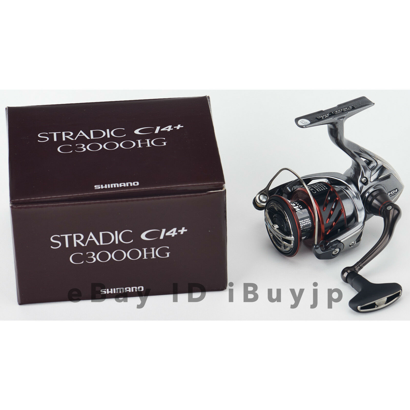Shimano Stradic 16 Stradic Shimano CI4+ C3000HG Saltwater Spinning Reel 034939 749c25