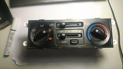 Subaru Impreza turbo GC8 UK 1998-2001 V4-V6 Heater control unit non AC air con