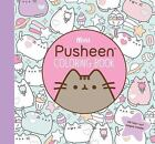 Mini Pusheen Coloring Book by Claire Belton (2017, Paperback)