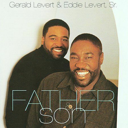 Gerald Levert / Eddie Levert Sr - Father and Son CD NEW
