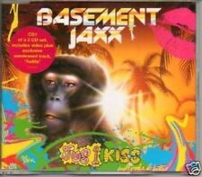 (147E) Basement Jaxx, Jus 1 Kiss - CD 1 of a 2 CD set