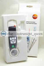 Testo 104 Ir Infraredpenetration Thermometer Waterproof Folding 0560 1040