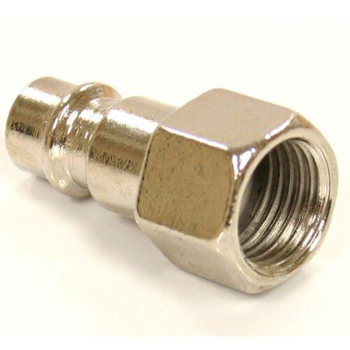 Rhyas 1/4 BSP Female Thread Quick Release Uni Hi Flow Air Tool Connector
