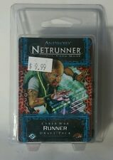NEW Cyber War Runner Android Netrunner LCG Draft Pack SEALED FREE SHIPPING