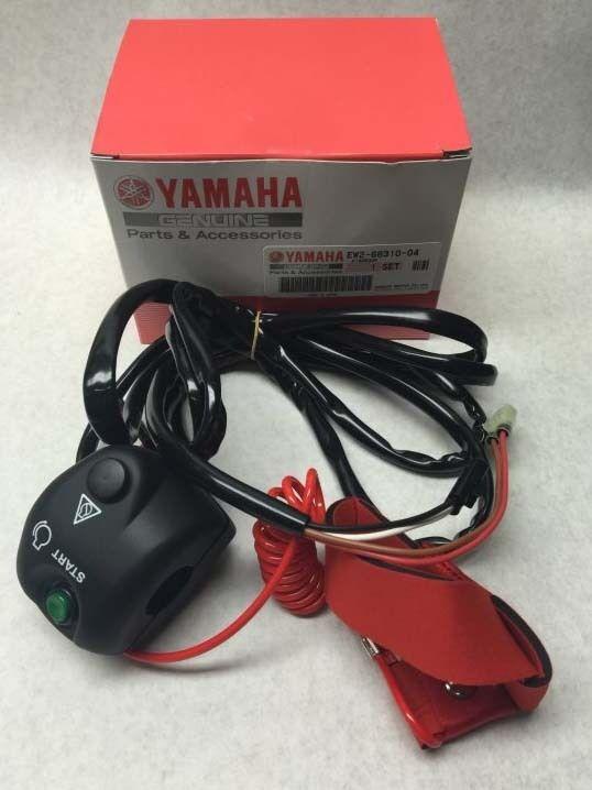 Circuit Breaker Jetski Yamaha Full - Super Jet - OEM - Start Stop Switch Pwc