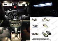 10 X Volkswagen Mk4 Jetta Gti Golf Led Interior Light Kit Package