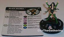 BLACK MAMBA 002 Superior Foes Of Spider-Man Marvel HeroClix