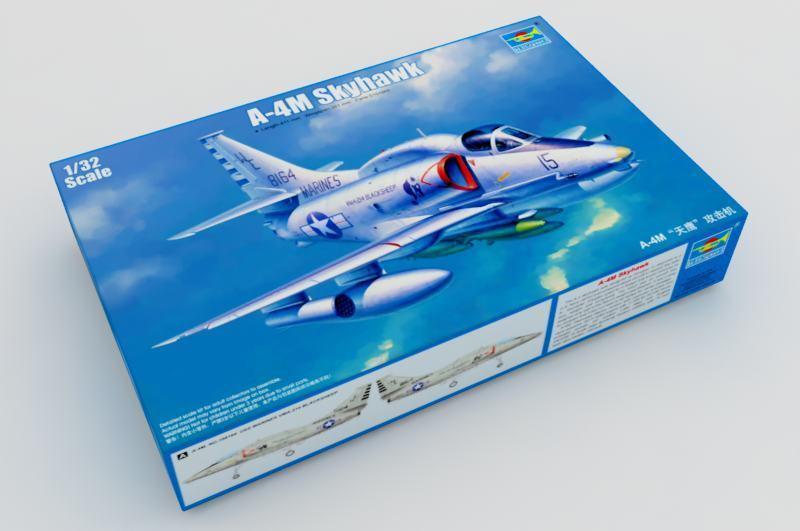 Trumpeter 1 32 02268 A-4M Skyhawk