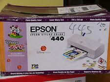 NEW Epson Stylus Color 440 Standard Inkjet Printer