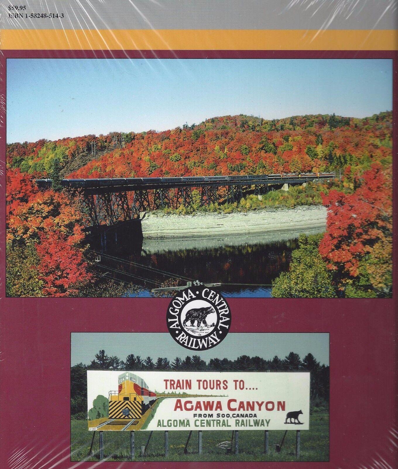 Algoma Algoma Algoma Centrale in Colore: Colorato All-Emd Motorizzato Ferrovia  Nuovo Libro  4e3f5f