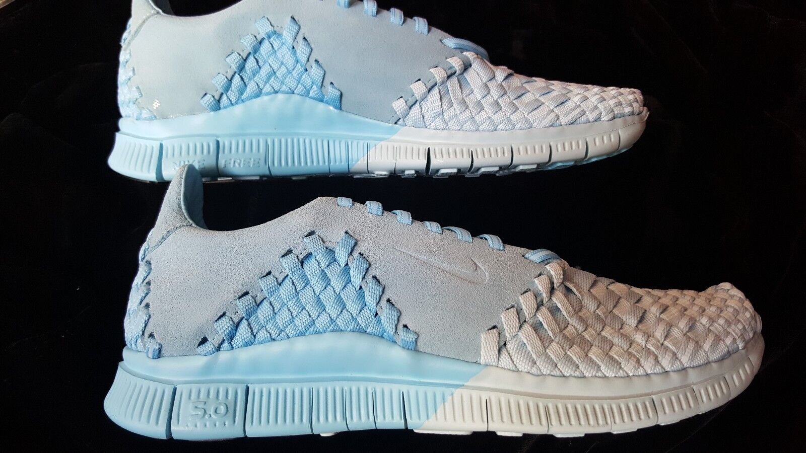99e35196fd New NIKE MENS FREE INNEVA WOVEN SP LAKESIDE ICE Size 9.5 II ...