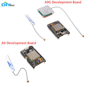 Details about GPRS GSM GPS BDS A9G / A9 Module Development Board GPS  Antenna SMS Voice IOT