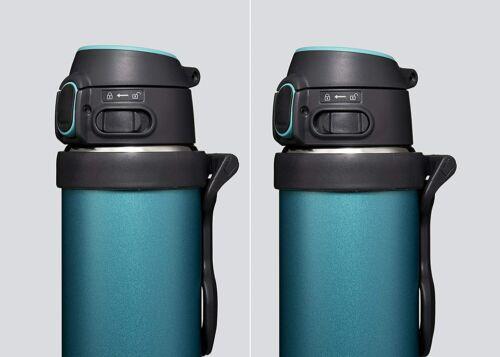 16 Ounce Zojirushi Japan SM-QHE48 SERIES Stainless Steel Vacuum Insulated Mug