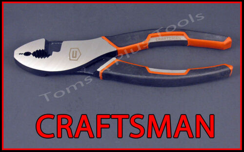 """CRAFTSMAN HAND TOOLS 6-3//4/"""" Slip Joint pliers FREE SHIPPING"""