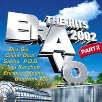 Bravo-The Hits 2002 Part 2 Las Ketchup, Céline Dion, Laith Al-Deen, Nic.. [2 CD]