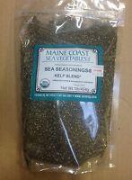 Maine Coast Kelp Granules 1lb Organic Raw Sea Vegetable Bulk