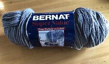Redwood Heather 1 Ball 5 oz Bernat  Super Value Yarn
