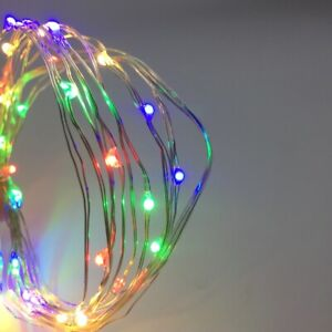 2-Pack-Battery-operated-Mini-Lights-with-Timer-30-Multi-Color-Led-Fairy-Lights