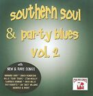 Southern Soul and Party Blues, Vol. 2 by Various Artists (CD, Nov-2008, CDS Records)