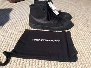 Gosha Uk5 Eu39 Superga Rubchinskiy Russian Trainers Black Nuevo 5 rZrUq