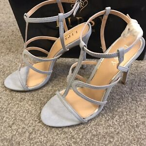 Lipsy Sandals Ladies Size 6 New In Box