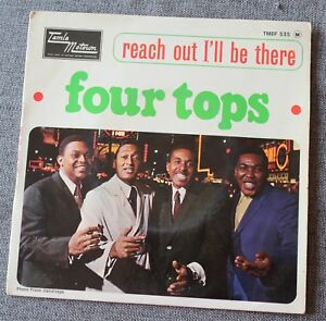 """Four Tops, reach out i'll be there, EP - 45 tours - France - État : Occasion : Objet ayant été utilisé. Consulter la description du vendeur pour avoir plus de détails sur les éventuelles imperfections. Commentaires du vendeur : """"lire la description"""" - France"""