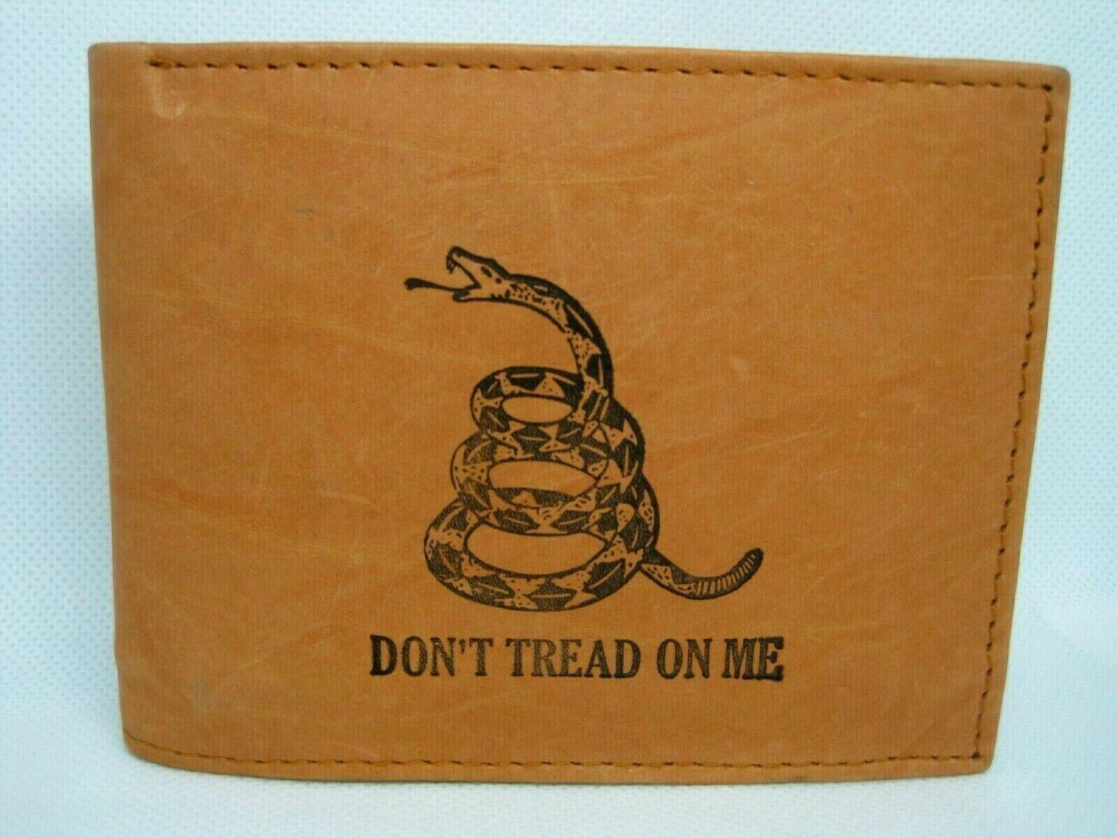 Mens Custom Bifold Leather Wallet