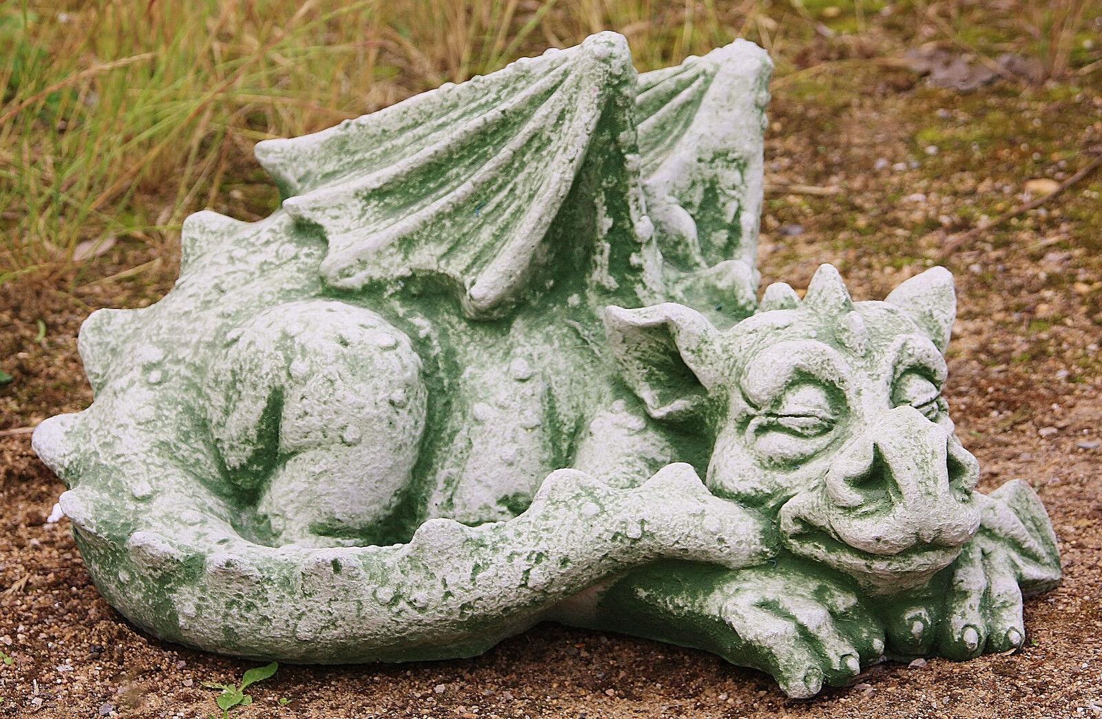 Questo Drago in Ghisa per Giardino Resistente Al Freddo Statue Nuove Mistico