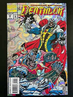 Free Domestic Shipping Deathlok #25 Marvel 1993