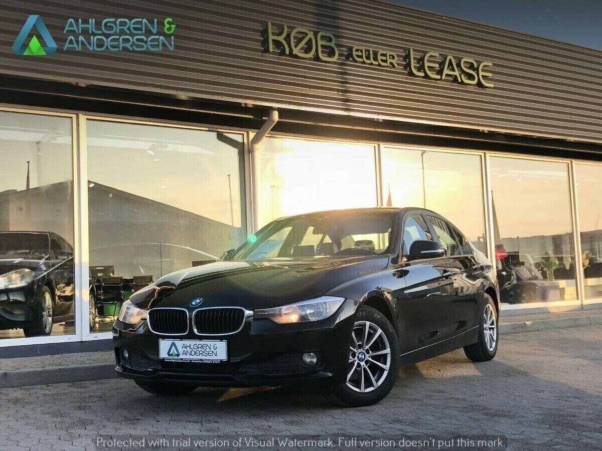 BMW 316d 2,0  4d