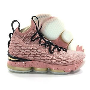 new arrival 6182d 44880 Details about Nike Lebron XV 15 LMTD Limited Hollywood All Star Pink  897650-600 Men's 11