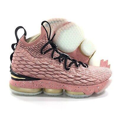 cheaper 85e47 f83c0 Nike Lebron XV 15 LMTD Limited Hollywood All Star Pink 897650-600 Men's 11  | eBay