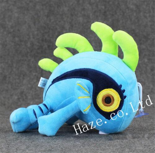 WOW World of Warcraft Murloc Soft Doll Stuffed Plush Toy